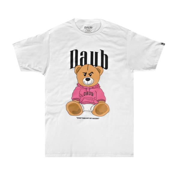 Teddy White T-Shirt