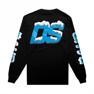Black Snow Long Sleeve