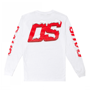 White Snow Long Sleeve